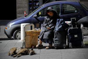 POVERTA': ISTAT, OLTRE 47 MILA SENZA DIMORA IN ITALIA