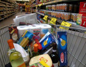 Carrello spesa prezzi supermercato