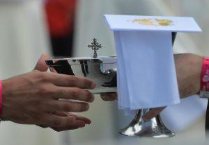 ++ Gmg: Papa, demolite violenza, abbattete egoismo e odio ++