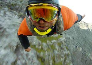 ++ Incidenti montagna: muore basejumper Alexander Polli ++