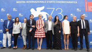 Italy Venice Film Festival 2016