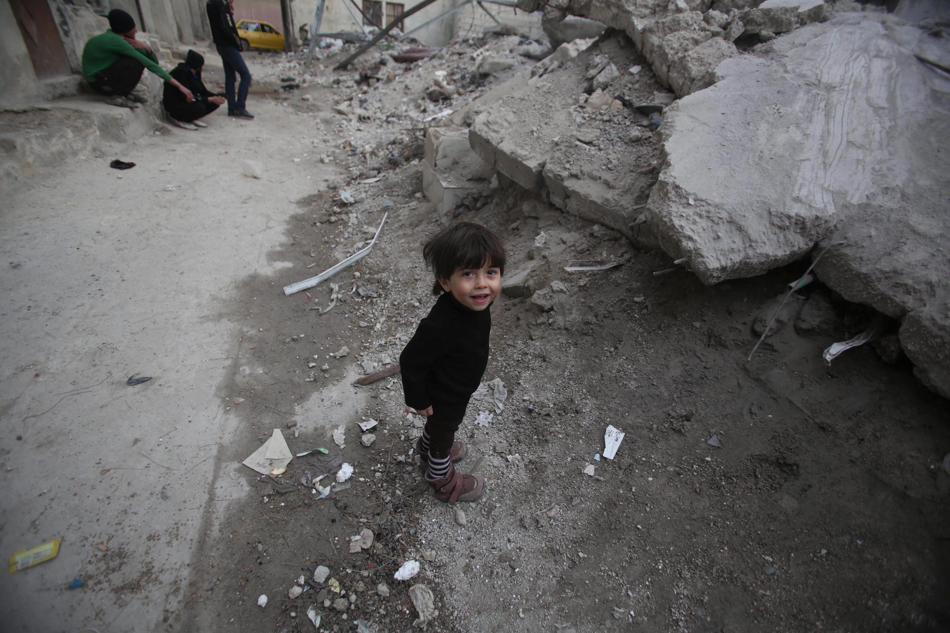 Siria, continua la strage di bambini ad Aleppo