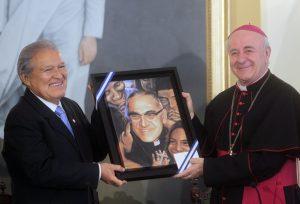 SALVADORAN ARCHBISHOP ROMERO WILL BE BEATIFIED ON 23 MAY, CONFIRMS CHURCH