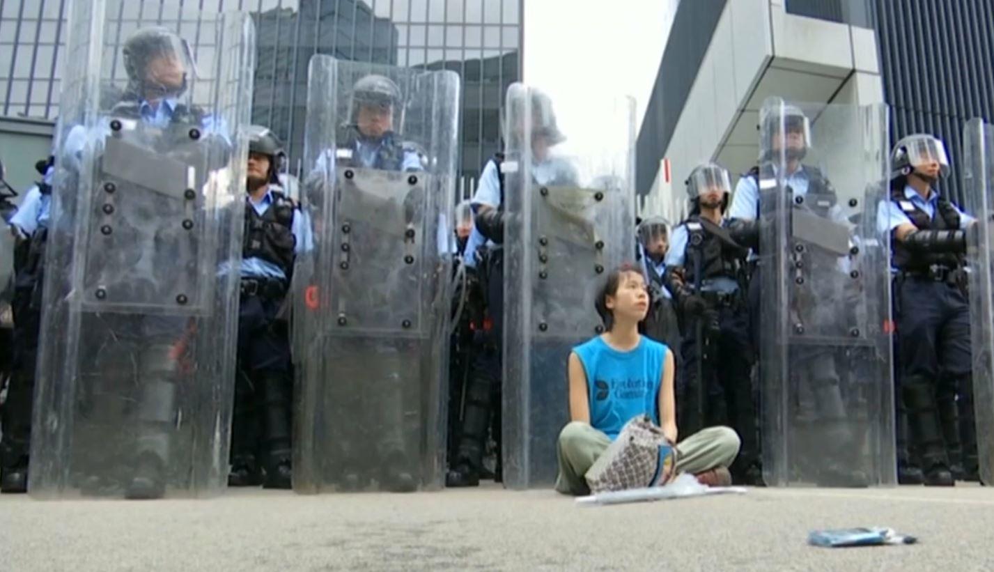 Cina - Hong Kong: altissima tensione